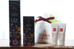 HANA オーガニックの化粧水と乳液 ムーンナイトミルクが初回限定1000円で試せるモニター
